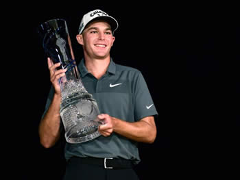 Aaron Wise Defending Champion