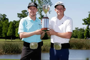 Blixt and Smith Zurich Defending Champion