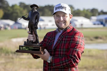 Branden Grace Defending RBC Heritage Champion
