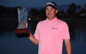 Jason Dufner Defending Champion