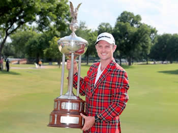 Justin Rose Defending Champion