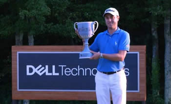 Justin Thomas Defending Champion