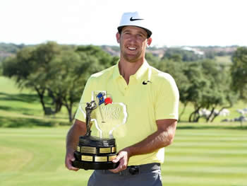 Kevin Chappell Defending Valero Champ