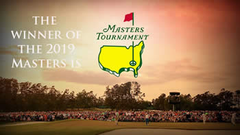Who Will Win the 2019 Masters Tournament