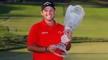 Patrick Reed Defending Champion
