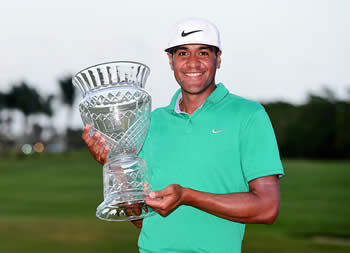Tony Finau Defending Champion