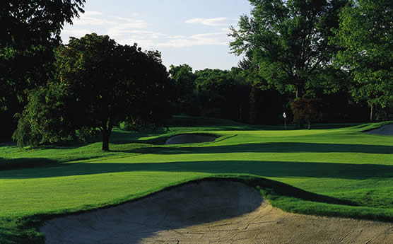 TPC River Highlands Golf Course