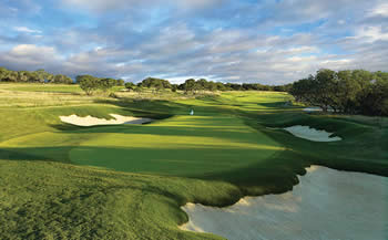Texas Open Golf Course